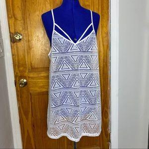 Victoria Secret swim suit cover up size L